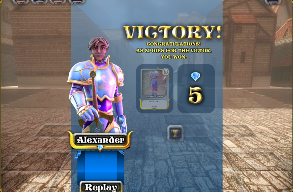 Alexander Victory Screenshot